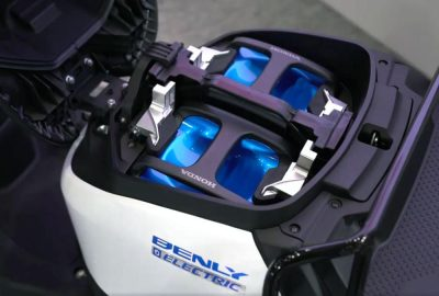 ou recharger son scooter electrique