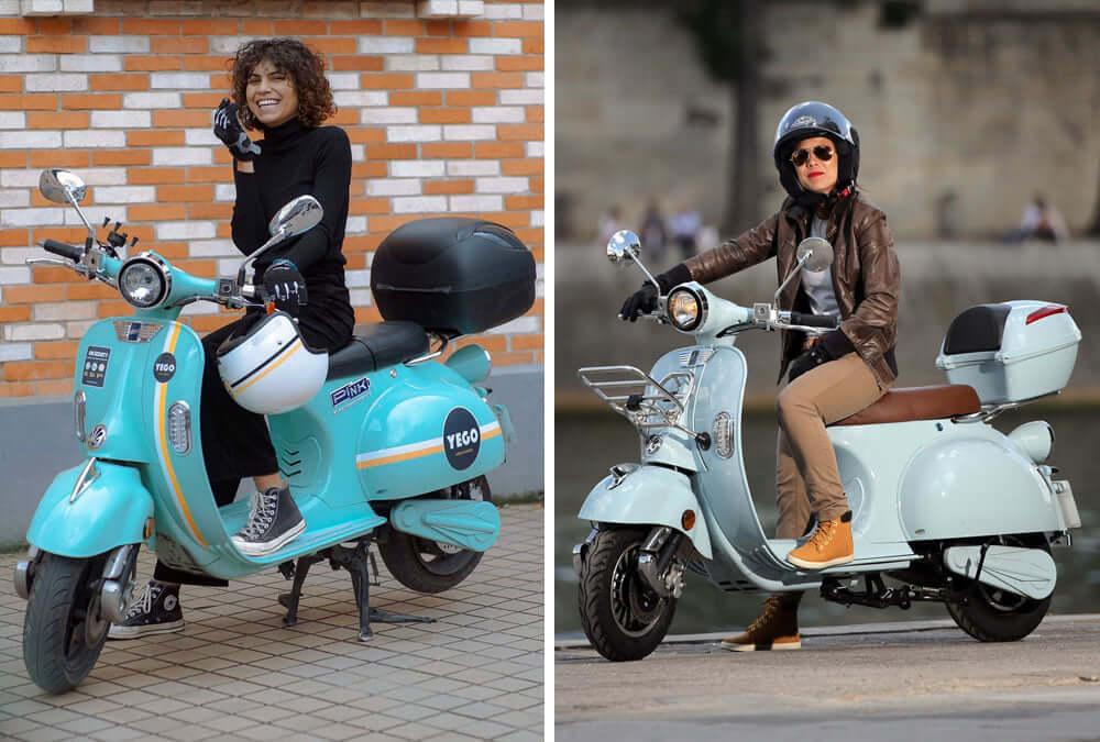 quel permis pour un scooter electrique